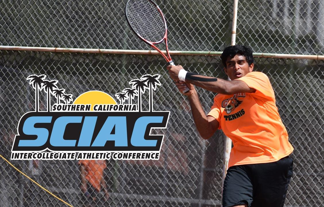 Pathireddy Named First Team All-SCIAC