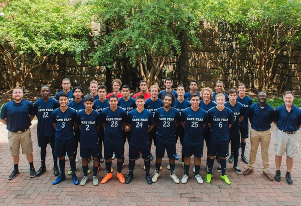 Men's Soccer Starts the Season with a Conference Win