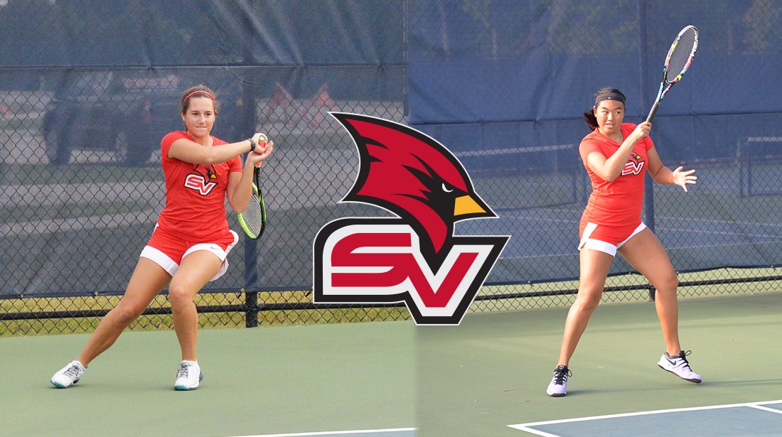 Three Women's Tennis Student-Athletes earn All-GLIAC accolades