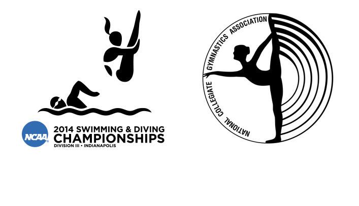 Swimming & Diving and Gymnastics Teams Set for Nationals