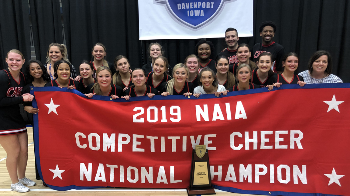 NAIA Competitive Cheerleading National Championship Finals Recap