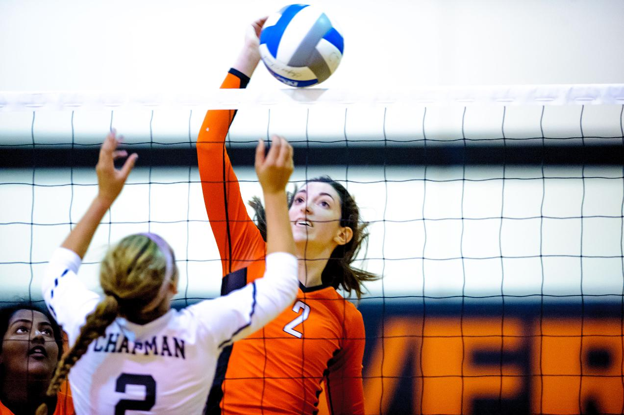Jamshidi Nears Career Kills Record Versus Chapman