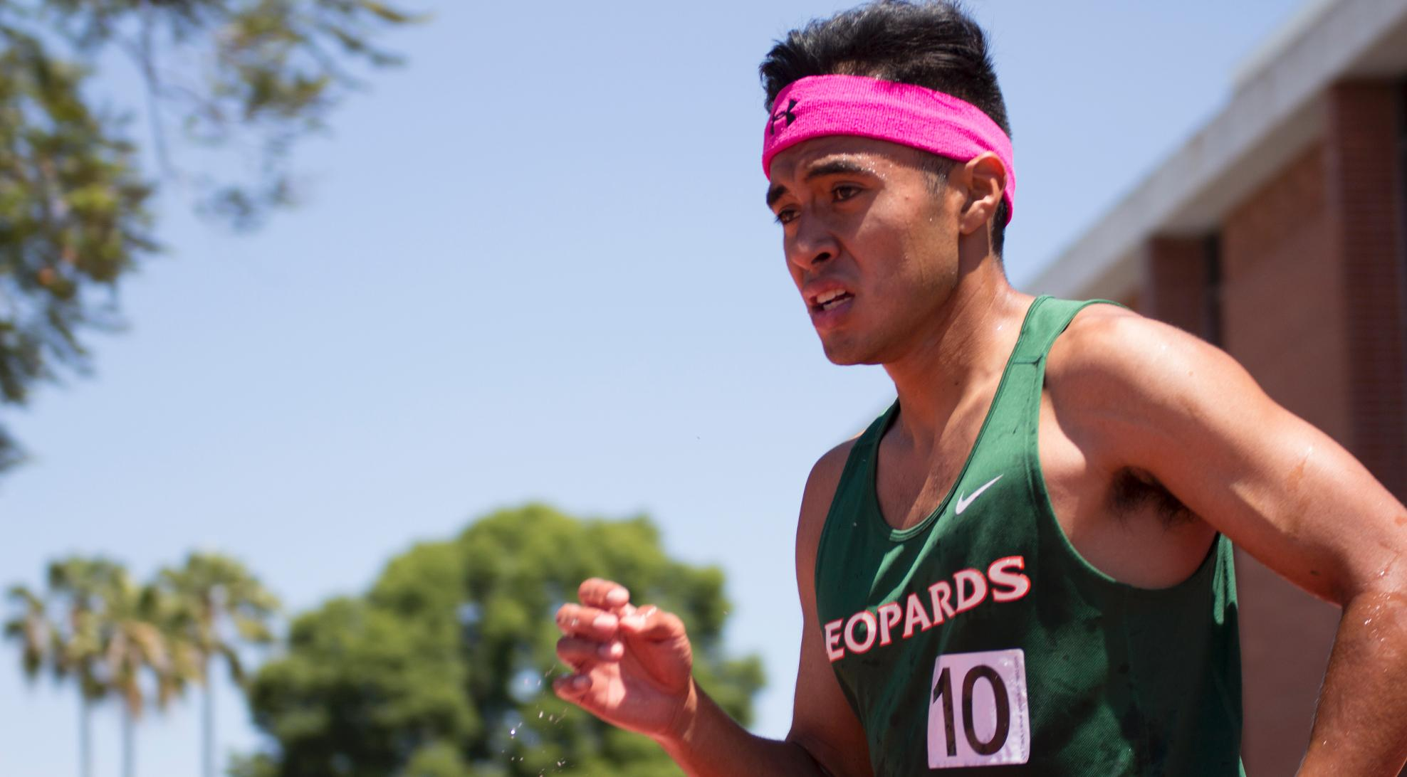 Cross Country sets personal records at Biola Invitational