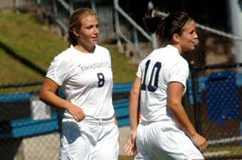 Pacheco, Mimi Theodore lead Judges past RWU, 6-0