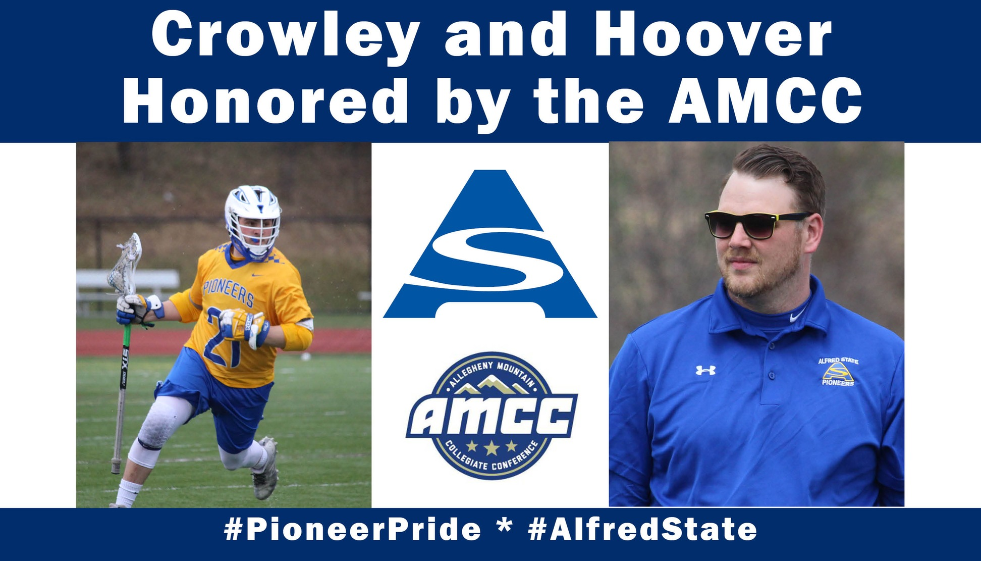 Nathan Crowley and Jonathan Hoover honored by the AMCC