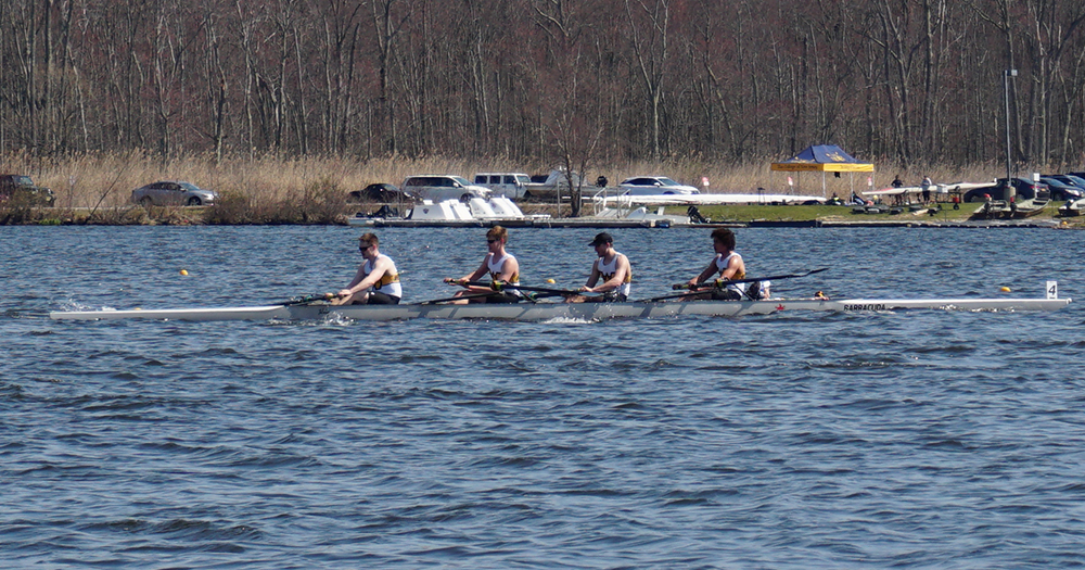 Varsity Four Wins at Knecht Cup