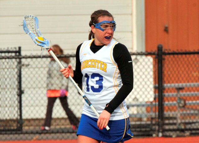 Women's Lacrosse Falls To Bridgewater State In MASCAC Title Game