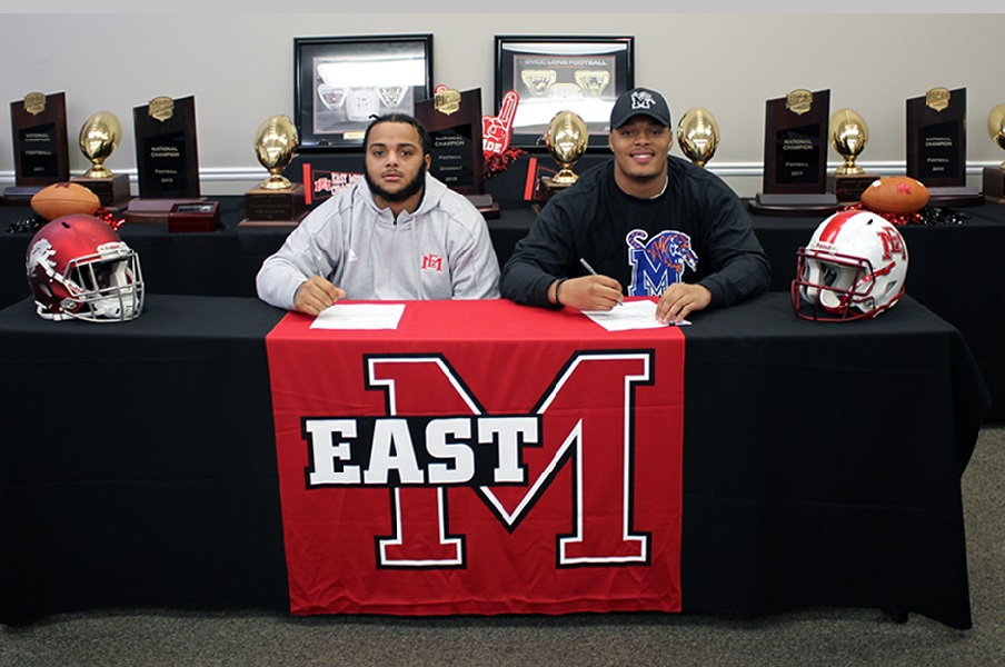 EMCC Lions send 15 football players to the four-year level
