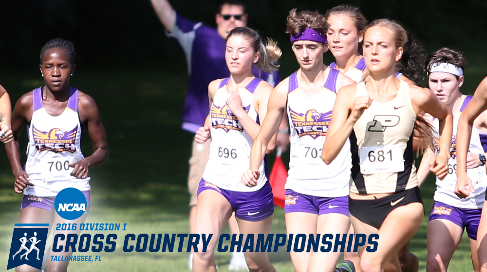 Golden Eagle women's cross country to compete at the NCAA South Regionals on Friday