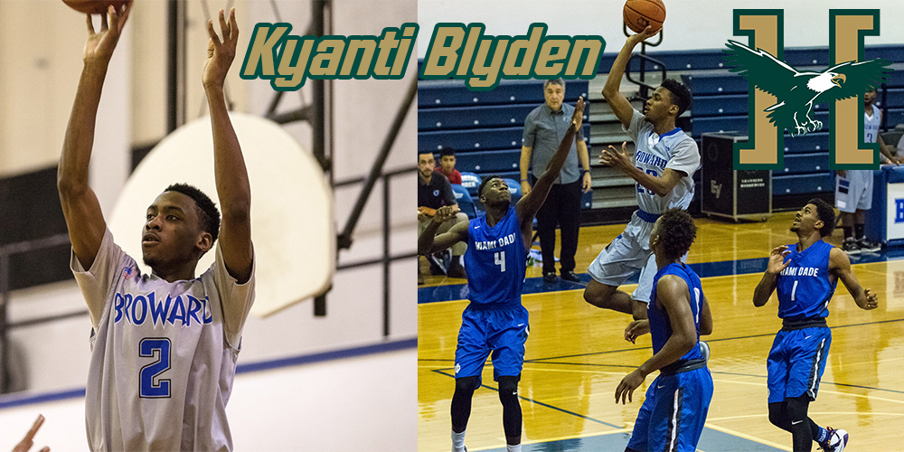Men's Basketball Lands Another Floridian in Kyanti Blyden for the 2017-18 Season