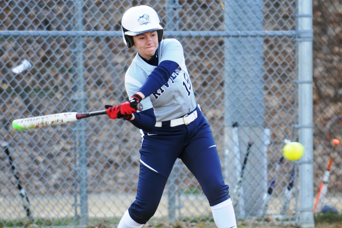 Softball swept by Saint Joseph's (Me.) in GNAC Double-Header