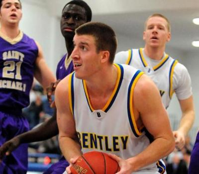 Bentley Closes Out Home Schedule vs. Stonehill