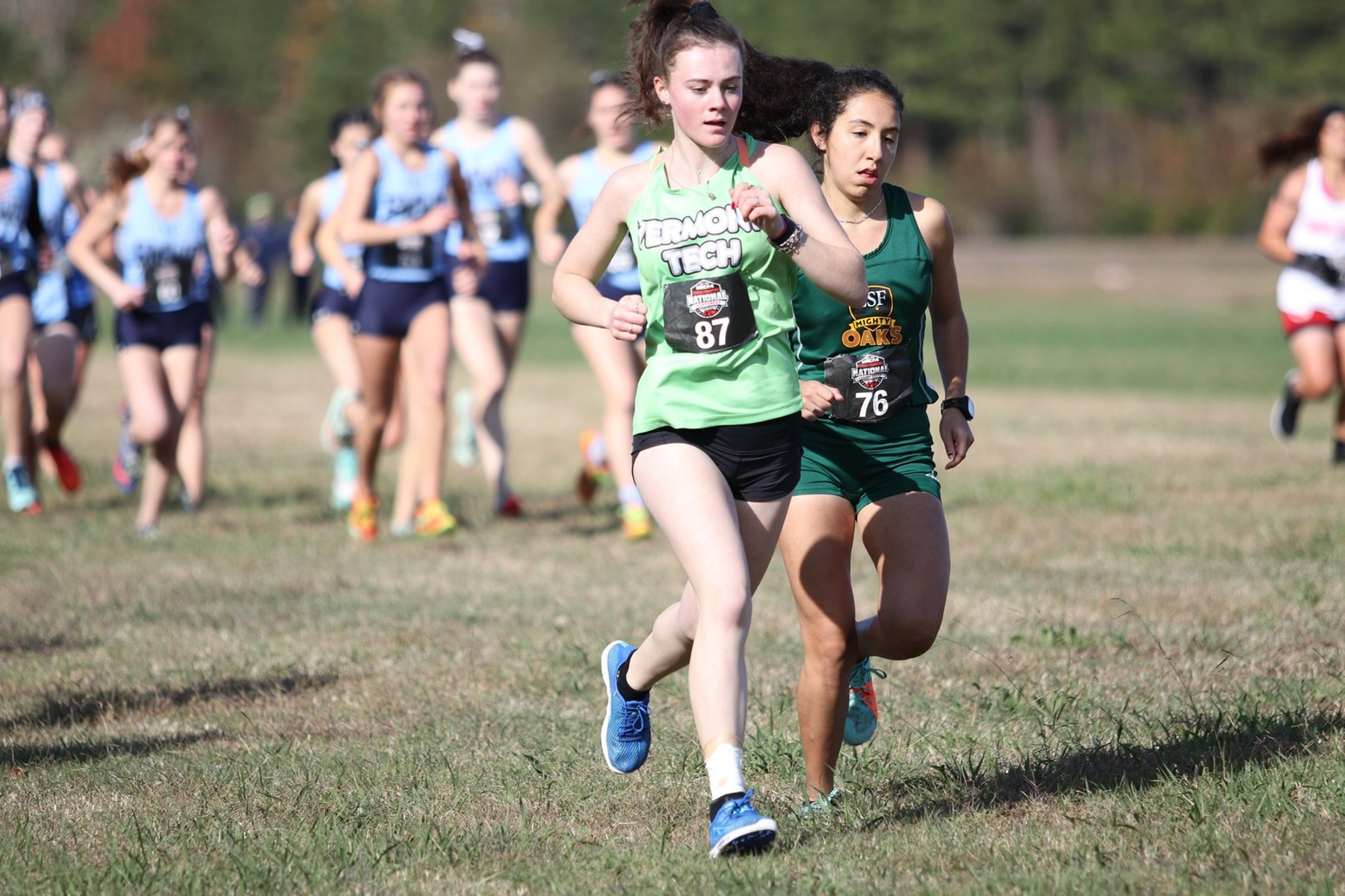 Women's Cross Country takes 5th at USCAA National Championships