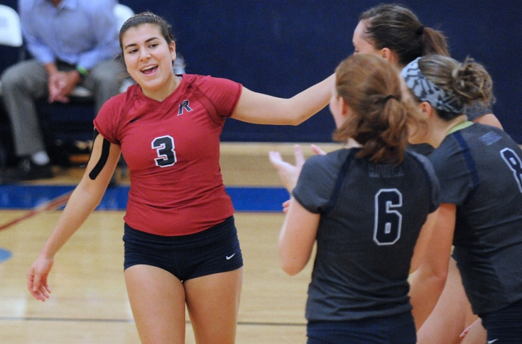 Women's Volleyball: Raiders season ends in GNAC Semifinals