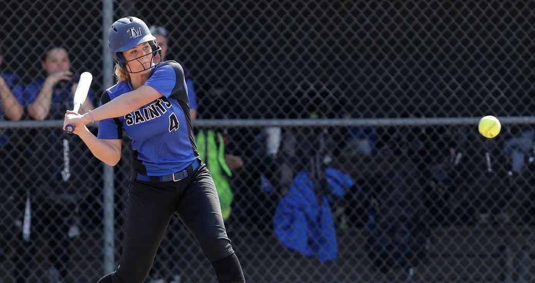 Softball Wins Two Over Muskingum In Sunday Double-Header