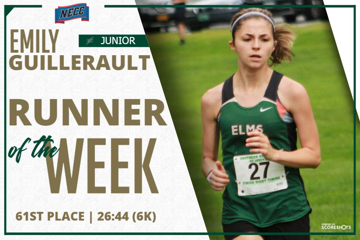 Guillerault Claims Third NECC Runner Of The Week Honor
