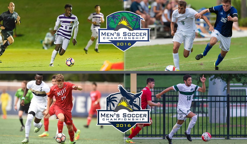 #ASUNMSOC Championship Kicks Off With Quarterfinal Matchup on Thursday