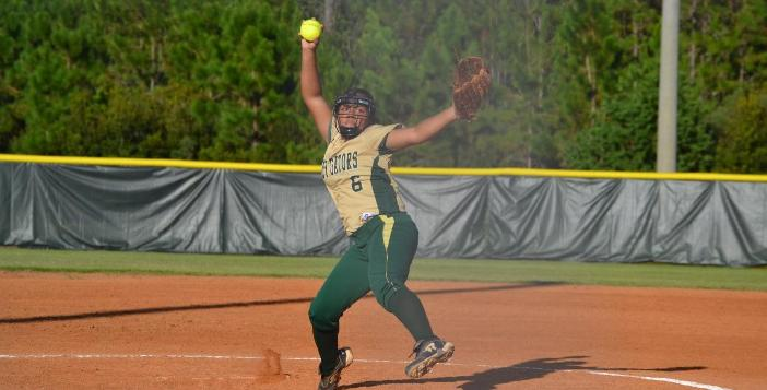 Lady Gators Sweep Statesboro to Advance to the GHSA State Softball Tournament...