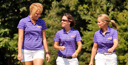 Youthful women's golf team tees up new season Monday
