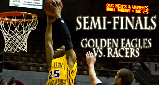 Men's basketball tips off against reigning OVC champs Friday at 7 p.m.