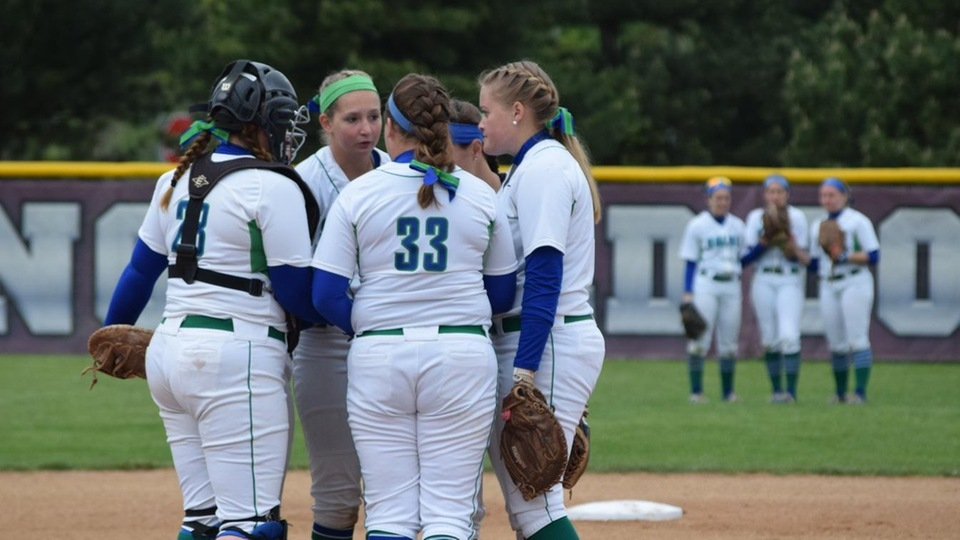 Salve Regina University softball season closed with two two-run defeats in the second day of NCAA Division III Regional Championships hosted by Springfield College.