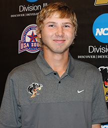 Lance Keiser, Ferrum, Rookie Golfer of the Week