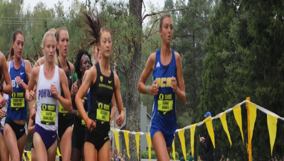 Jenna Hinkle Awarded Again With Big West Cross Country Athlete of The Week Honors