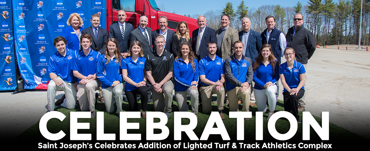 Saint Joseph's College Celebrates Addition of Lighted Turf & Track Athletics Complex