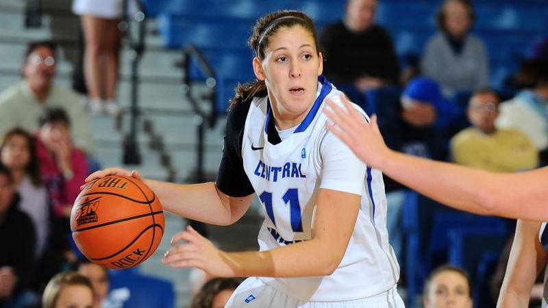 Women's Basketball Falls in Season Finale