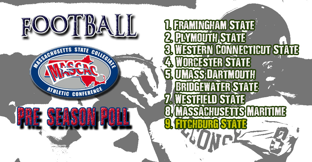 MASCAC Football Pre-Season Poll Announced
