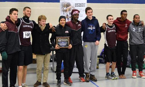 Men's Cross Country Finishes 2nd at NAC Championship