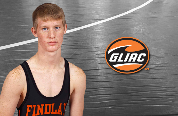 Wimer Named GLIAC Wrestler of the Week