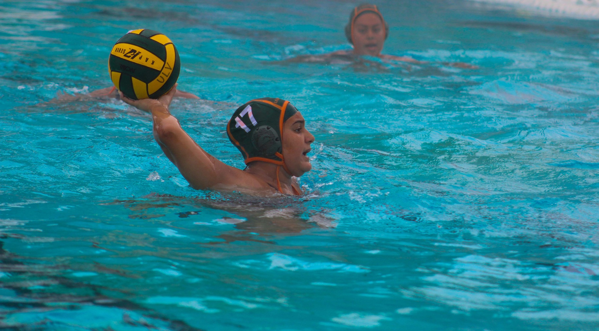 Women's Water Polo opens Convergence Tournament