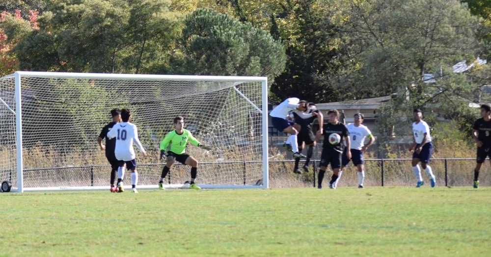 COM Men's Soccer Draws With Mendocino College 2-2 At Home