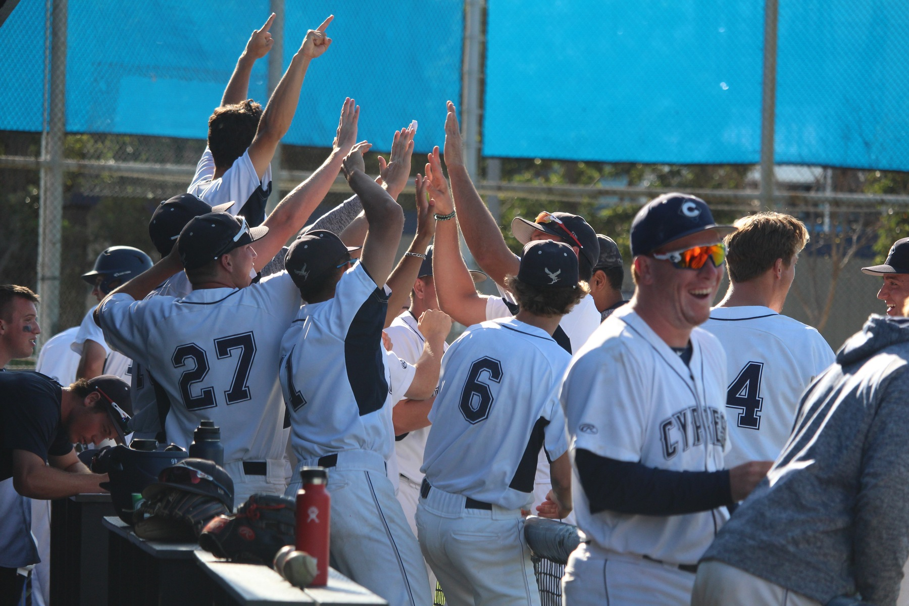 No. 11 Cypress Sweeps No. 6 Bakersfield; Advance to CCCAA Super Regional