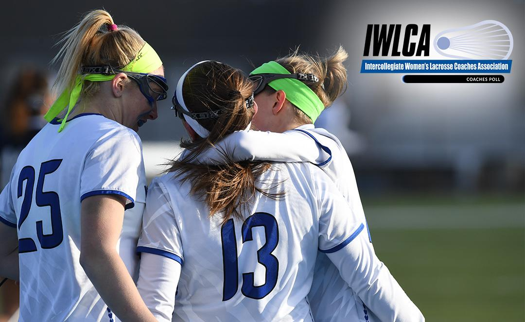 Women's Lacrosse Tabbed 15th in Final IWLCA Division II Coaches Poll