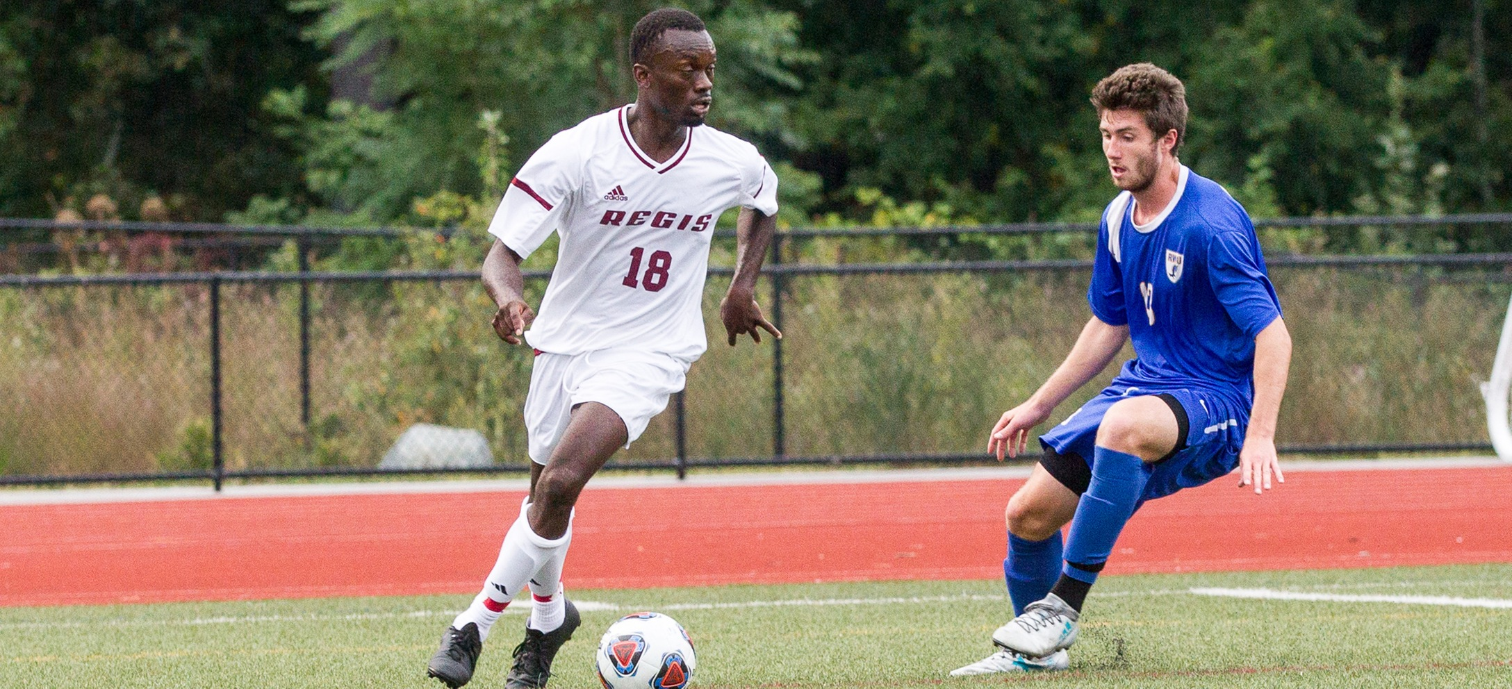 Men's Soccer Falls to Pine Manor