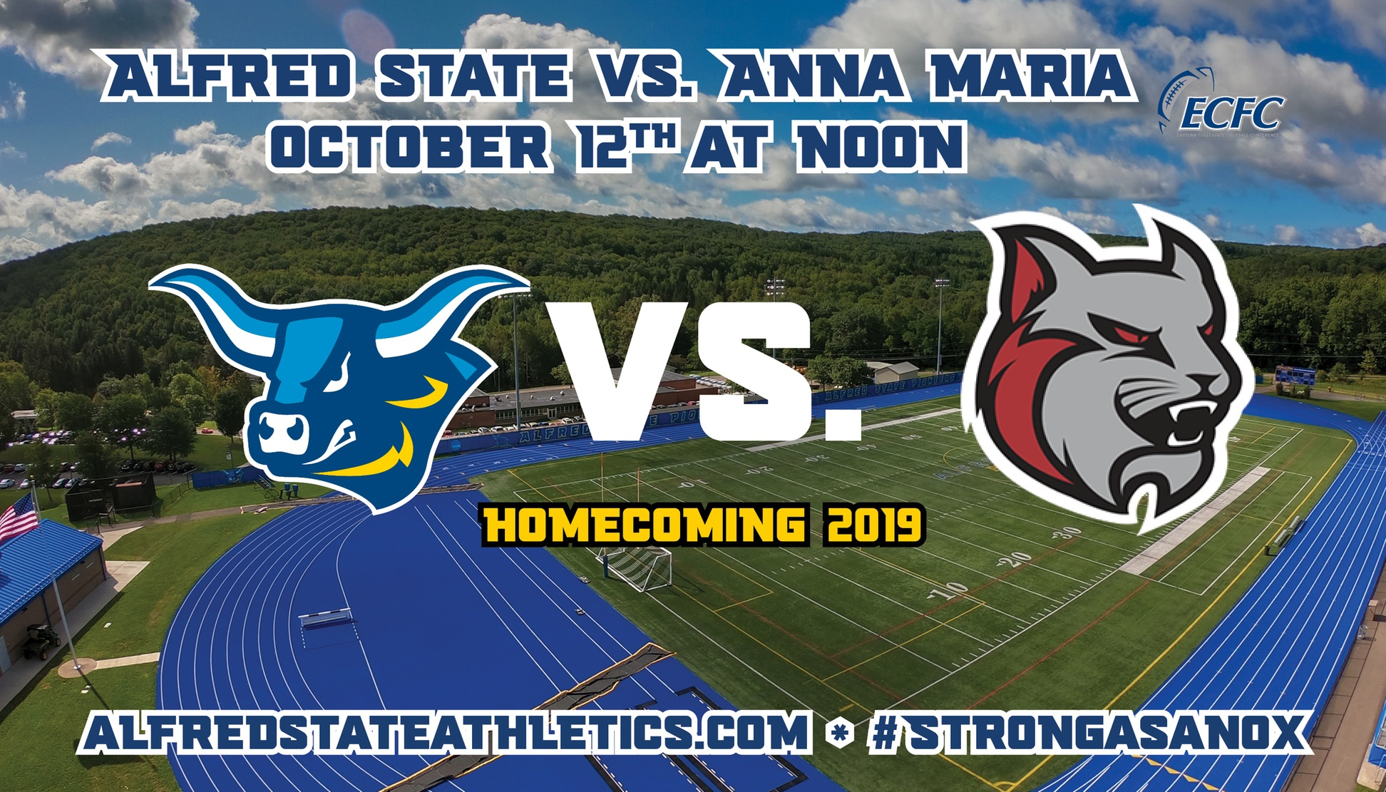 Pioneers Open ECFC Play with Homecoming contest vs. Anna Maria