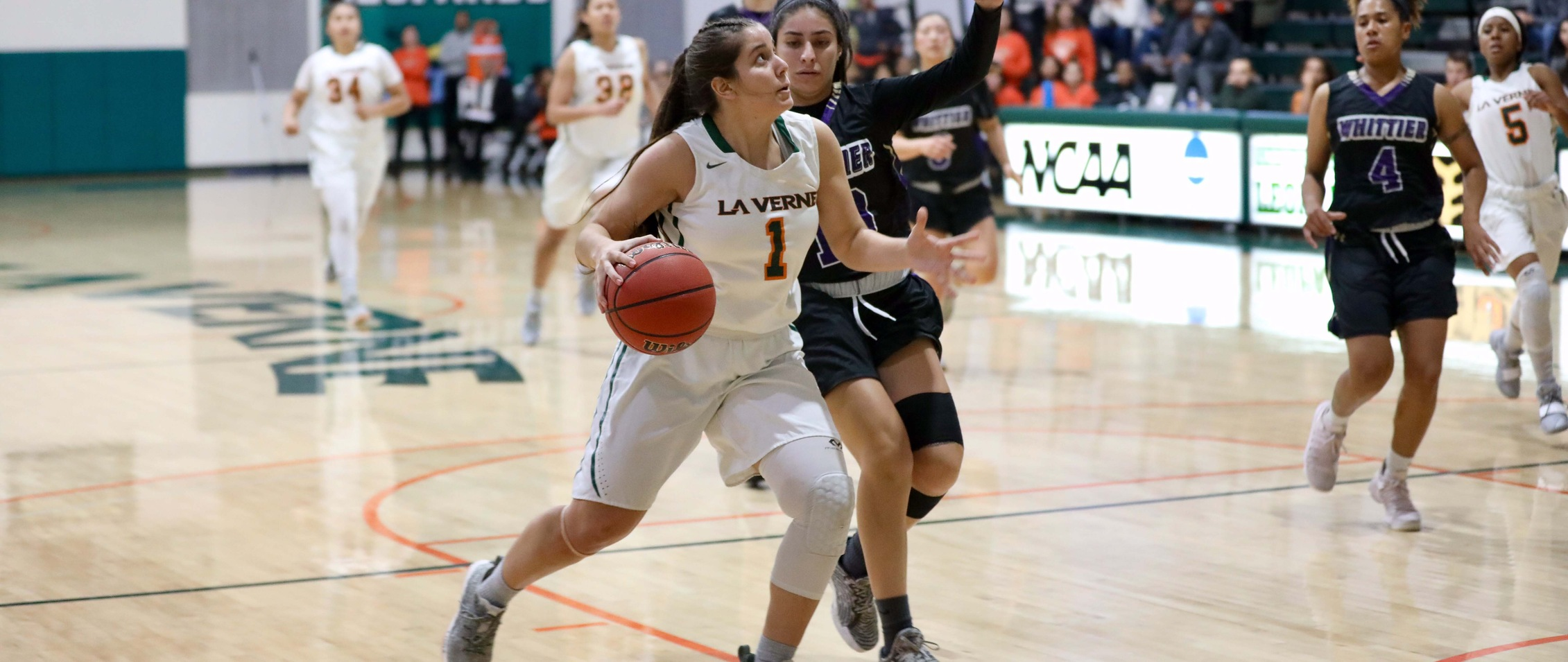 Women's Basketball drops SCIAC opener to Poets