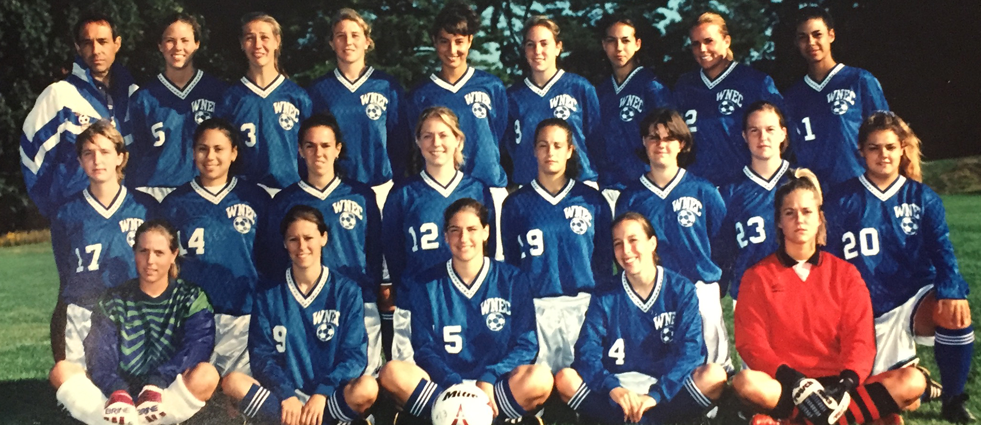 Western New England to Honor '98 Women's Soccer Team on Saturday