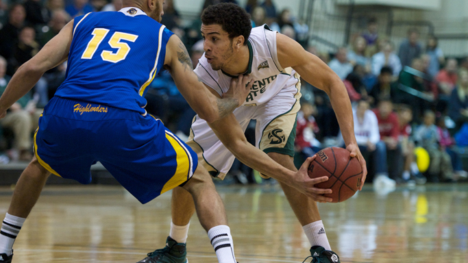MEN'S BASKETBALL OPENS BIG SKY PLAY THURSDAY AT MONTANA STATE