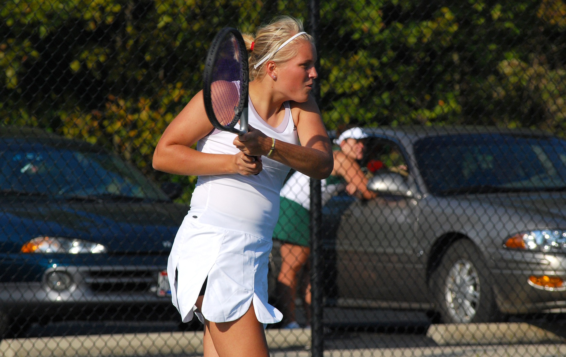 Women's Tennis Suffers Loss to Hanover