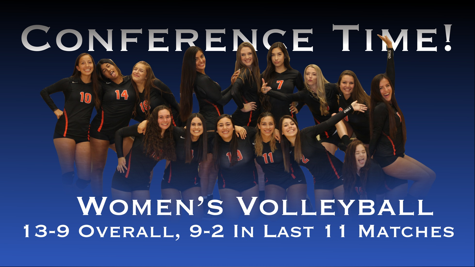 Women's Volleyball Set To Open Conference Play