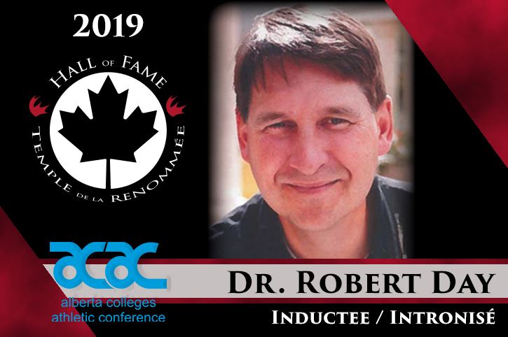 2019 CCAA Hall of Fame Inductee: Dr. Robert Day