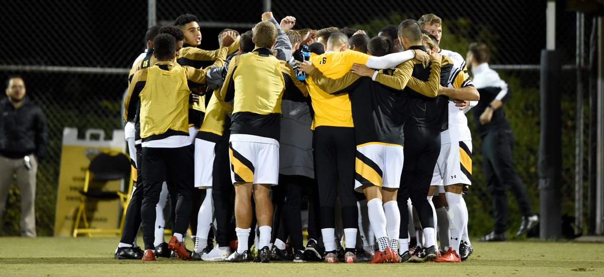 UMBC Advances to #AEMSOC Tournament Semis with Thrilling Win Against Vermont in Penalty Kicks