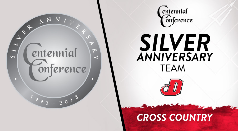 Centennial Conference | Silver Anniversary Cross Country Teams