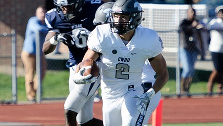 Eight CWRU Players Named to NFF Hampshire Honor Society