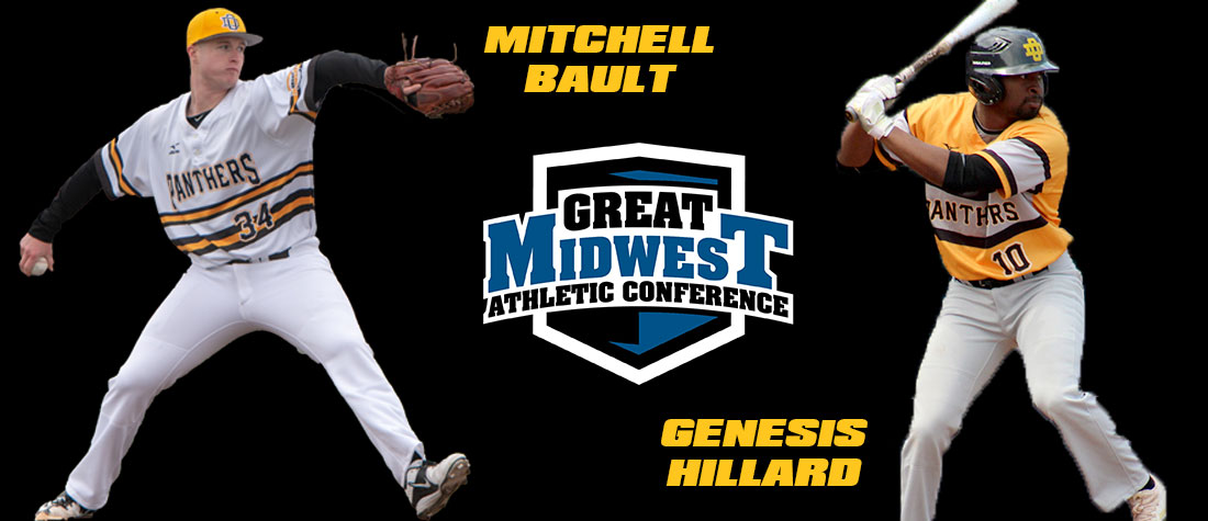 Bault, Hillard Named G-MAC Players Of The Week