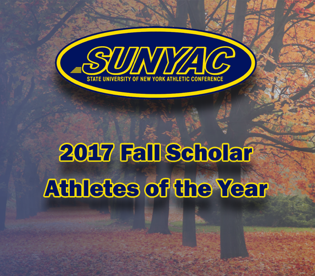 Fall Scholar Athlete of the Year honorees announced