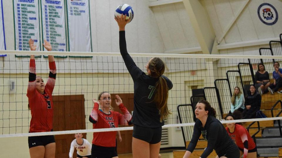 Seahawks sweep Lions for first CCC win
